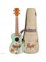 FLIGHT AUC33 Cupcake koncert ukulele s torbom