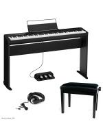 CASIO PX-S1000BK stage piano - set
