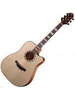 CRAFTER HD-620CE/N Nat elektroakustična gitara s torbom