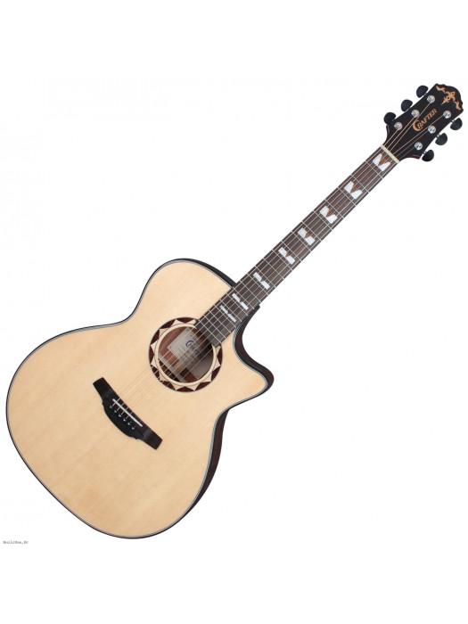 CRAFTER HG-620CE/N Nat elektroakustična gitara s torbom