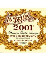 LA BELLA 2001 ŽICE ZA KLASIČNU GITARU X-HARD