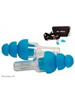 VIC FIRTH EARPLUG High-Fidelity Hearing Protection-Regular Size (BLUE)