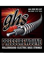 GHS ML7200 - ŽICE ZA BAS GITARU.PRESSUREWOUND 044-0102