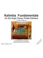 HUGH TRACEY Hugh Tracey RLC201 Instructional Book for the treble kalimba udžbenik za kalimbu