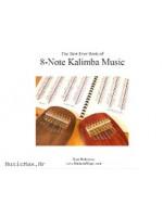 HUGH TRACEY Hugh Tracey RLC205 The Best Ever Book of 8-Note Kalimba udžbenik za kalimbu
