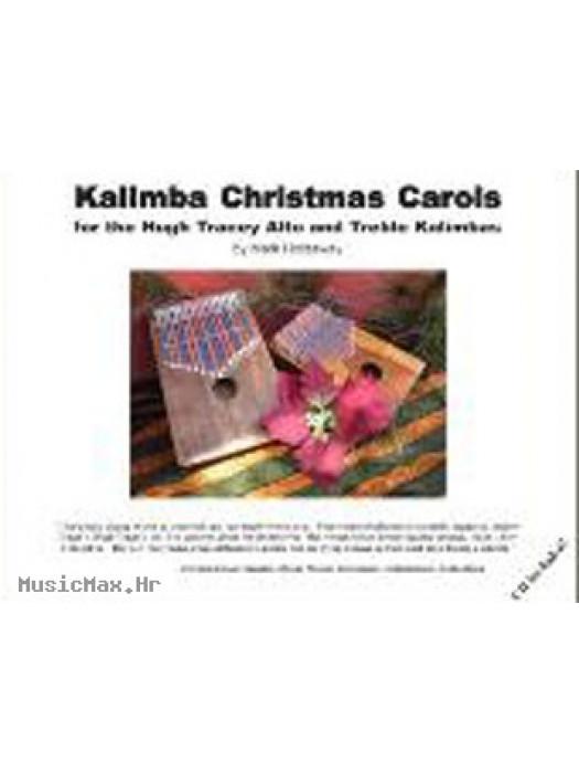 HUGH TRACEY Hugh Tracey RLC206 Instruct. book Christmas Kalimba udžbenik za kalimbu