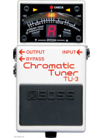 BOSS TU-3 TUNER PEDAL gitarski i bas efekt