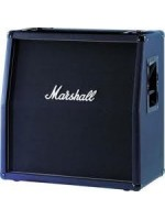 MARSHALL 425A 4x12 ANGLED CABINET W/ G12-C 25W GREENBACK SPE
