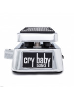 Dunlop 535QC Cry Baby Wah Q-Cchrome gitarski efekt