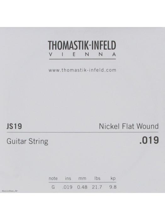 THOMASTIK JS19 019 pojedinačna čelična žica za akustičnu/ električnu gitaru