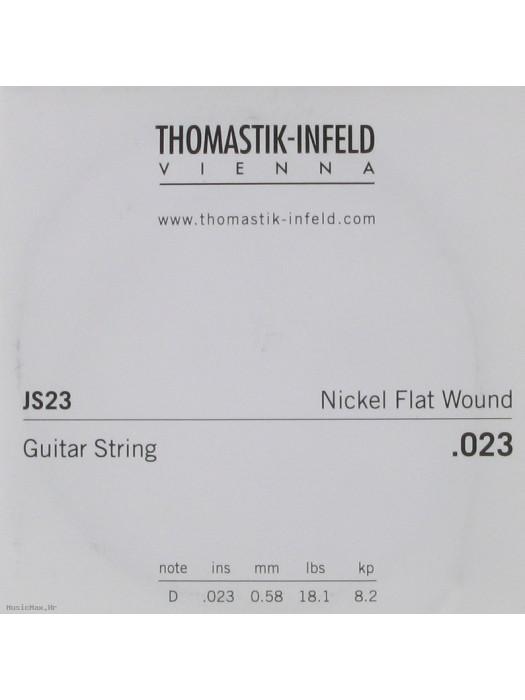 THOMASTIK JS23 023 brušene žice za električnu gitaru