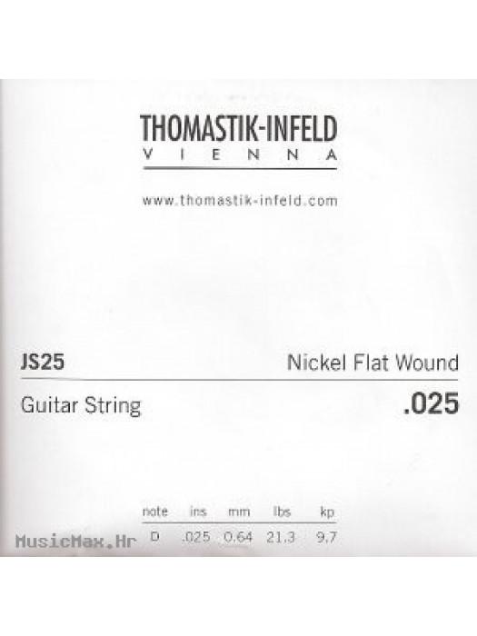 THOMASTIK JS25 025 brušene žice za električnu gitaru