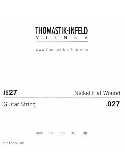THOMASTIK JS27 027 pojedinačna čelična žica za akustičnu/ električnu gitaru