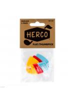 HERCO HE112P NAPRSTNIK FLAT THUMBPICK MEDIUM (3)