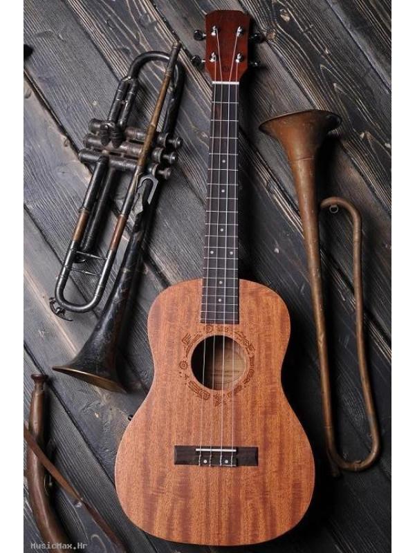 FLIGHT DUB38 CEQ bariton ukulele s torbom