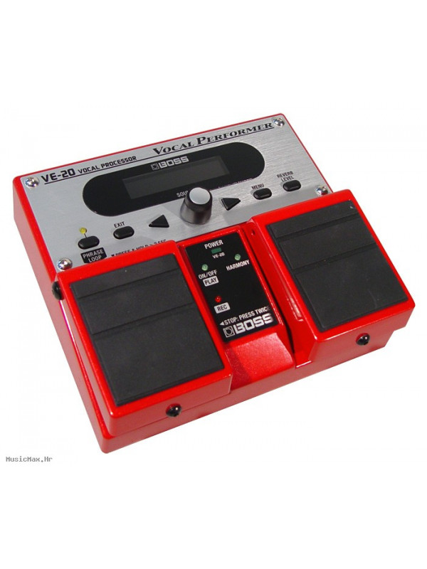 BOSS VE20 VOCAL PERFORMER vokalni procesor