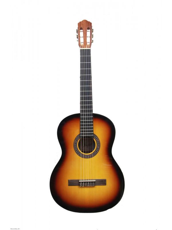 FLIGHT C-120 SB klasična gitara - komplet