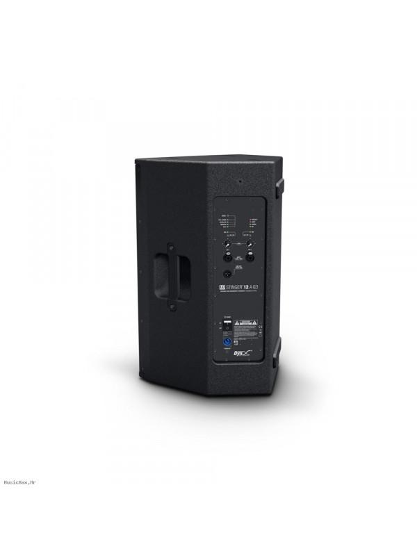 LD SYSTEMS STINGER 12 A G3 ACTIVE 12'' 2-WAY BASS-REFLEX PA SPEAKER aktivni zvučnik