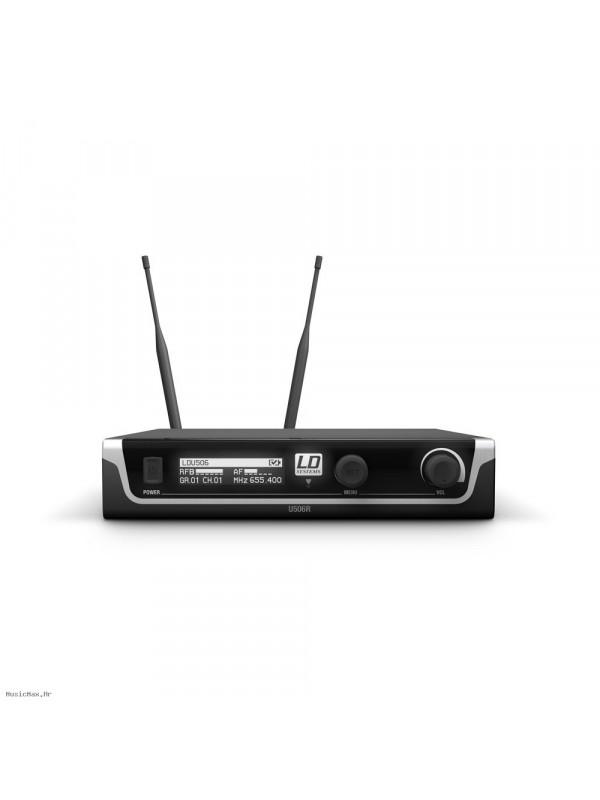 LD SYSTEMS U506 BPH bežični naglavni mikrofon