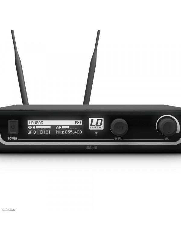LD SYSTEMS U506HHD bežični ručni mikrofon