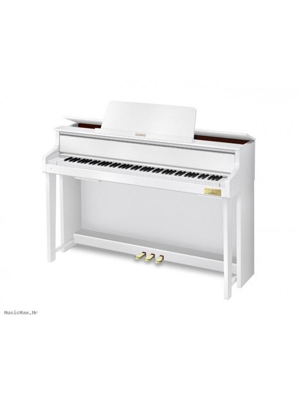 CASIO GP300WE el. klavir CELVIANO Grand Hybrid BJELI -IZLOŽBENI EKSPONAT