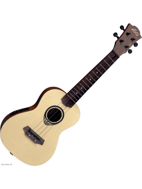 LAG TKU150CE NAT ukulele koncert