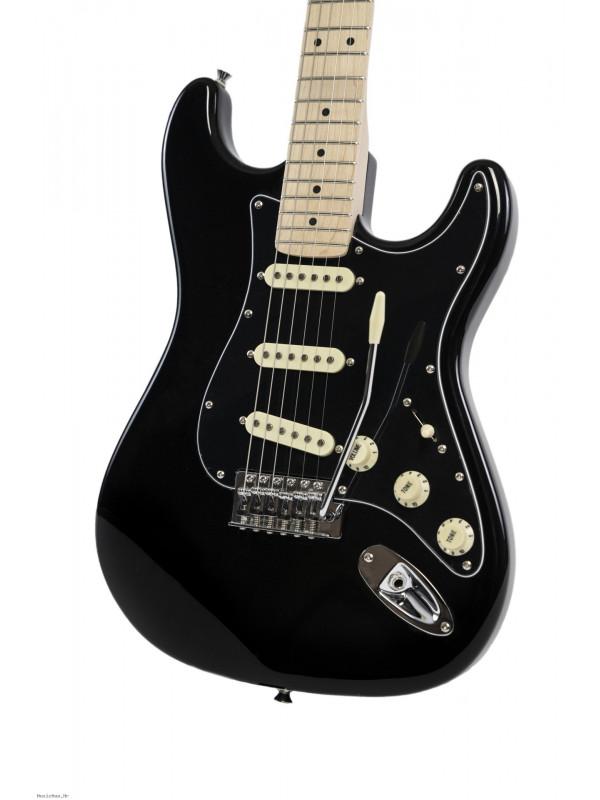 FLIGHT EST11 V2 BLK električna gitara