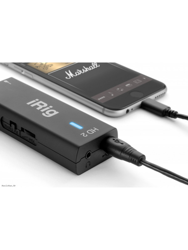 IK MULTIMEDIA iRIG HD 2 audio sučelje