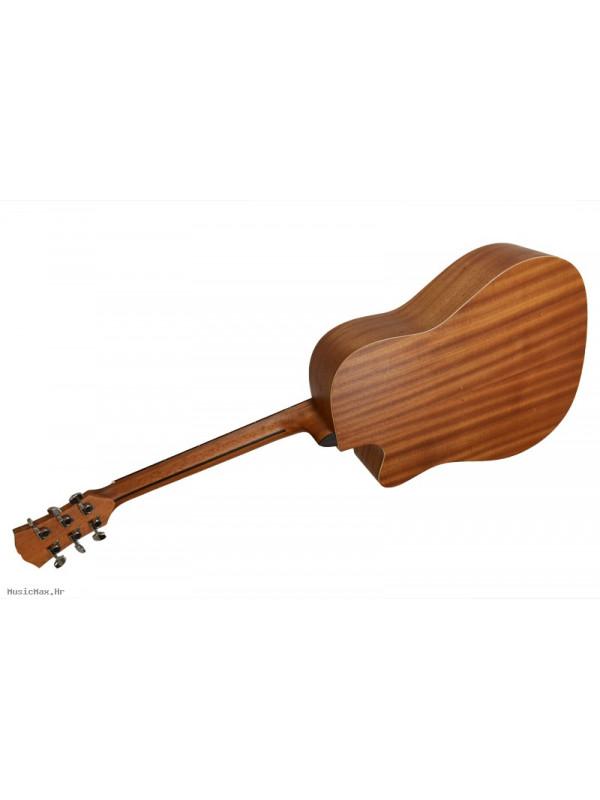 DOWINA PUELLA DCE-S NAT elektro-akustična gitara