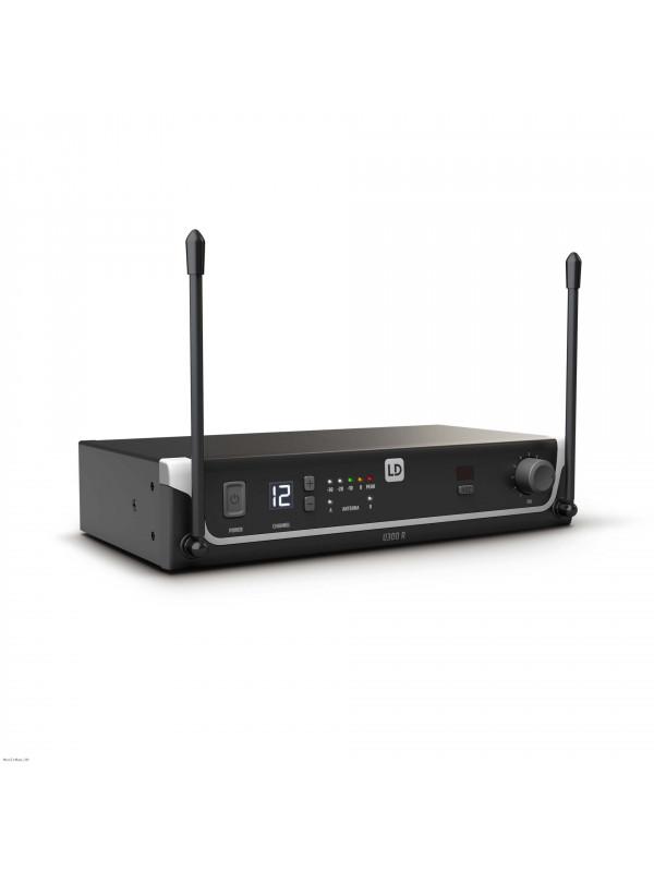 LD SYSTEMS U305BPH bežični naglavni mikrofon