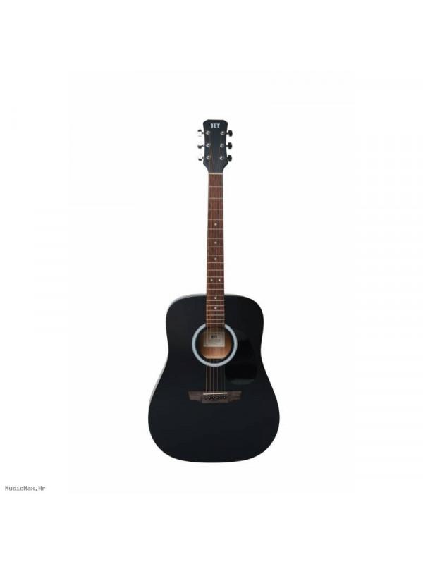 JET JD-255 BLK akustična gitara