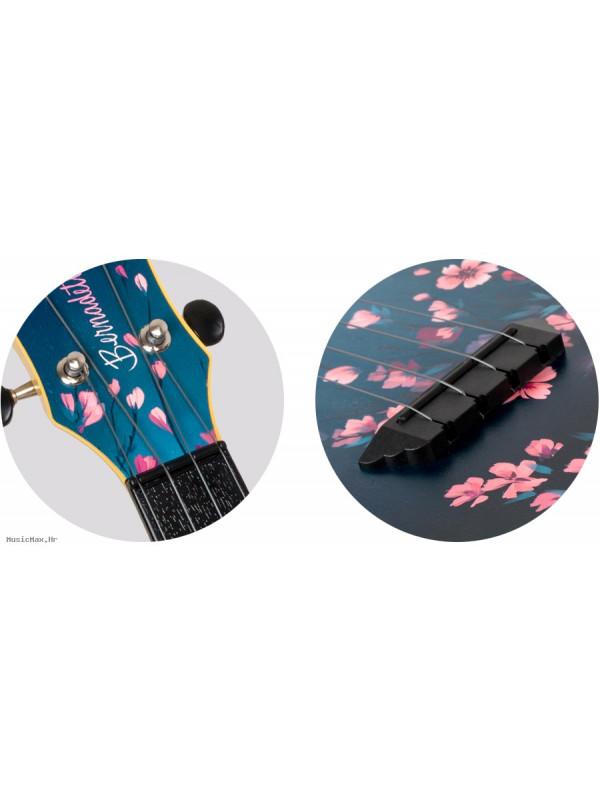 FLIGHT TUS32 Sakura travel ukulele s torbom
