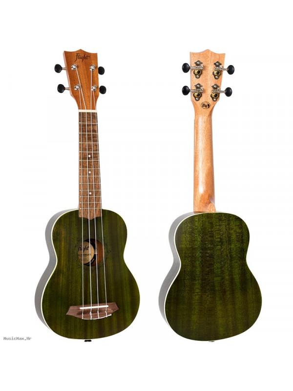 FLIGHT NUS380 Jade sopran ukulele s torbom
