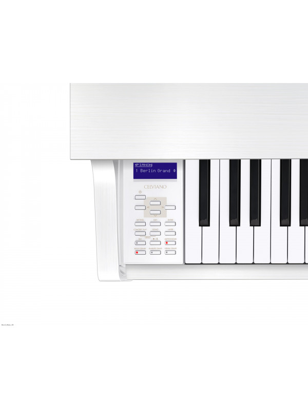CASIO GP 310 GRAND HYBRID White digitalni klavir