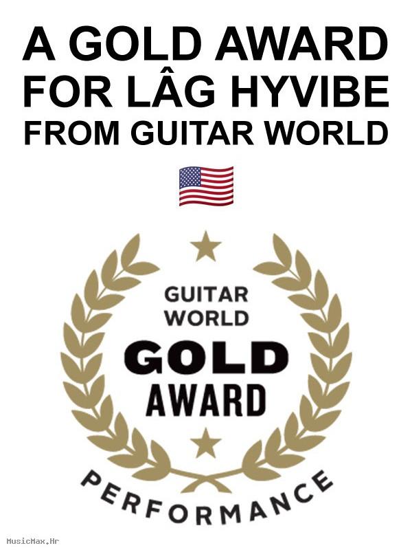 LAG HYVIBE 10 elektro-akustična gitara
