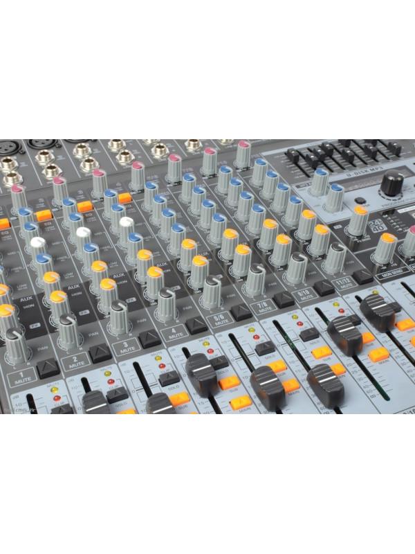 POWER DYNAMICS PDM-S1203 12 ch mikseta