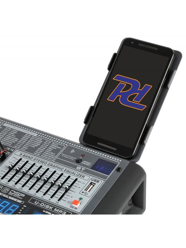 POWERDYNAMICS PDM-S804 stage mixer 8 ch mikseta
