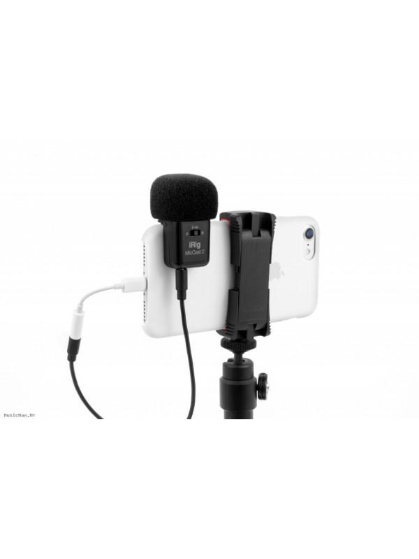 IK MULTIMEDIA iRIG Mic Cast 2 konferencijski mikrofon