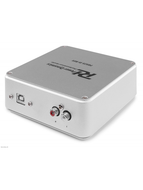 POWER DYNAMICS PDX25 STEREO AUDIO INTERFACE audio sučelje