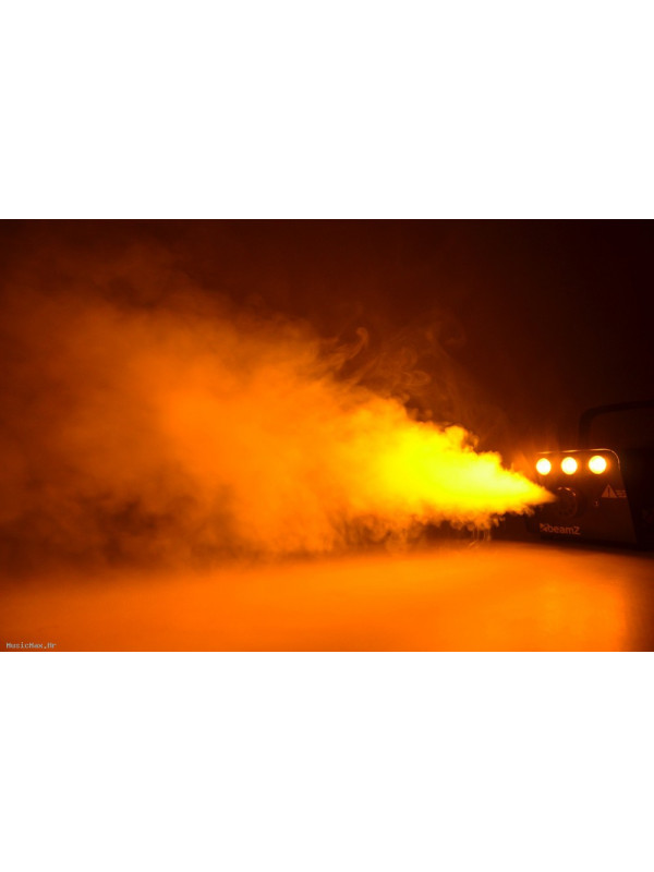 BEAMZ S700-LED + FLAME EFFECT dim mašina