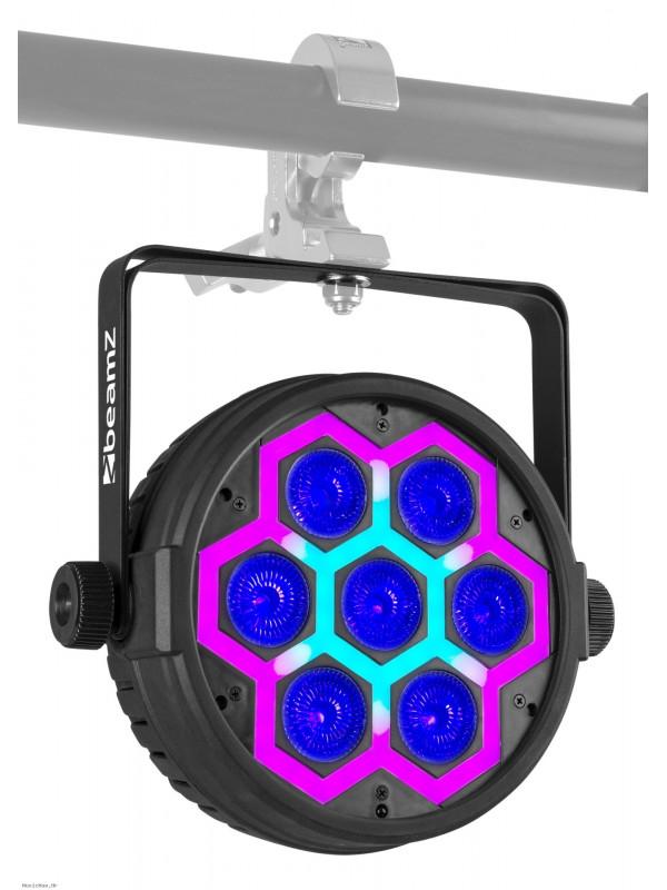 BEAMZ BT420 LIGHTWEIGHT PAR 7x10w