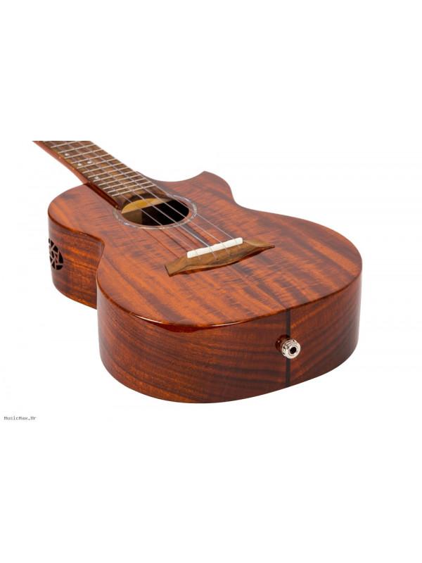 FLIGHT UKULELE Mustang EQ-A tenor ukulele s torbom