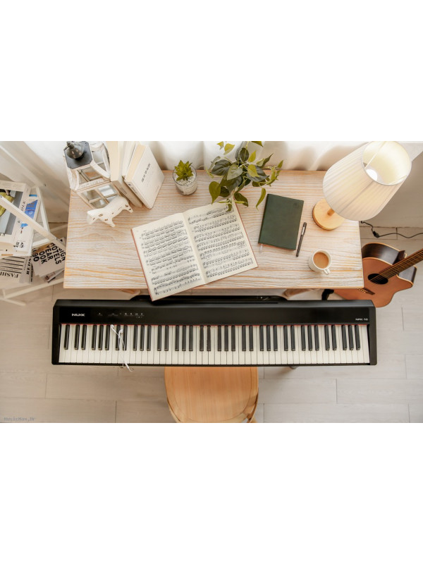 NUX NPK-10 + NPS-1 Blk stage piano - set