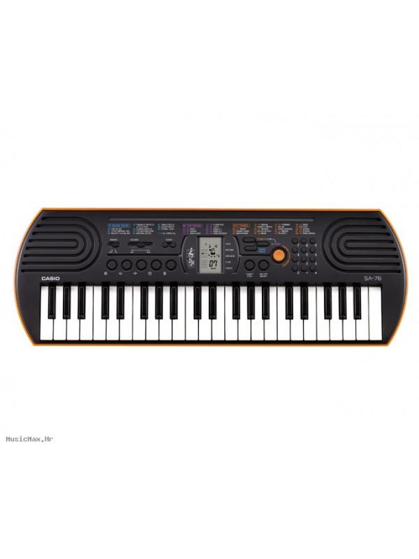 CASIO SA76 mini klavijatura