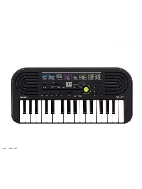 CASIO SA47 H7 mini klavijatura
