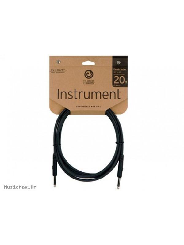 DADDARIO Planet Waves PW-CGT-20 6M instrumentalni kabel