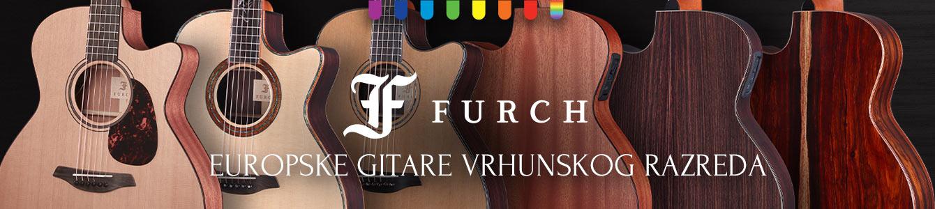Furch gitare