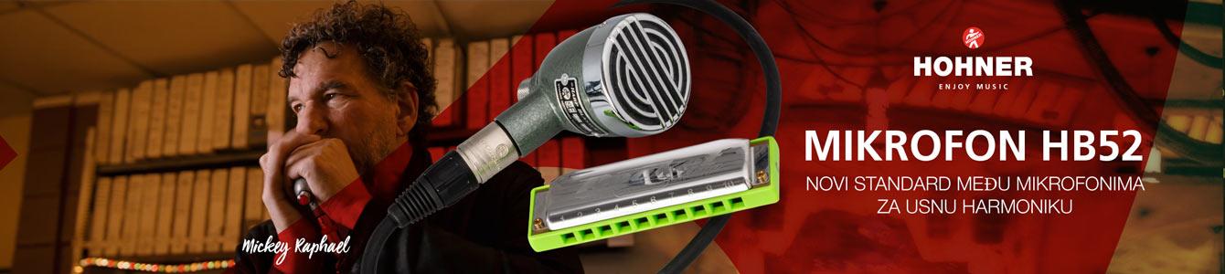 Hohner HB52 mikrofon