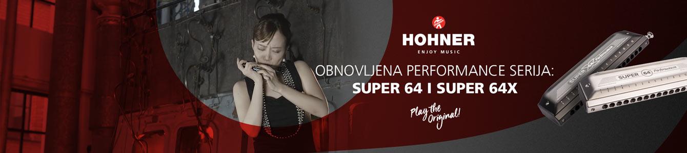 Hohner Super 64