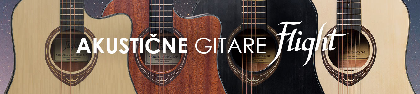 Flight gitare
